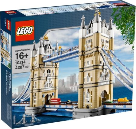 LEGO 10214 TOWER BRIDGE Hard To Find