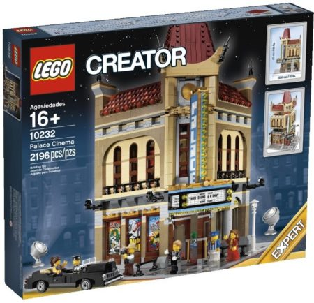 LEGO 10232 PALACE CINEMA CREATOR