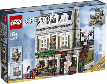 LEGO 10243 PARISIAN RESTAURANT CREATOR Hard To Find