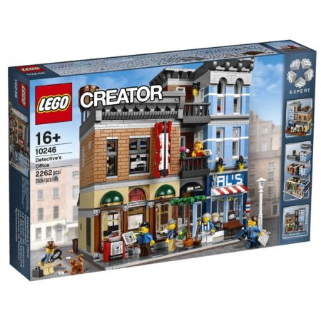 LEGO 10246 DETECTIVE'S OFFICE Hard To Find