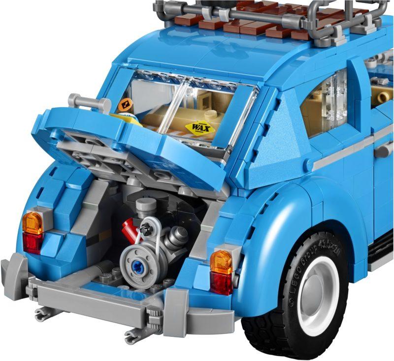 LEGO 10252 VOLKSWAGON BEETLE CREATOR