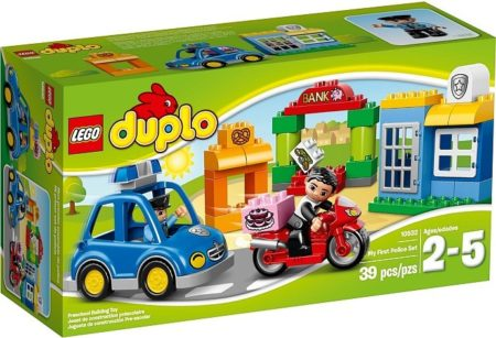 LEGO 10532 MY FIRST POLICE SET DUPLO