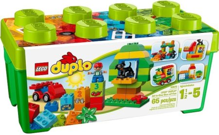 LEGO 10572 ALL IN ONE BOX DUPLO