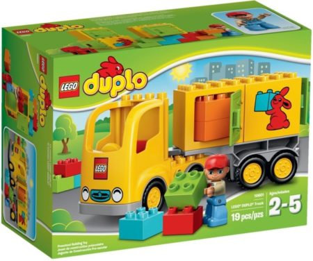 LEGO 10601 DUPLO TRUCK Delivery Vehicle