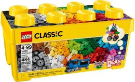 LEGO 10696 BRICK BOX CLASSIC MEDIUM (484 pcs)