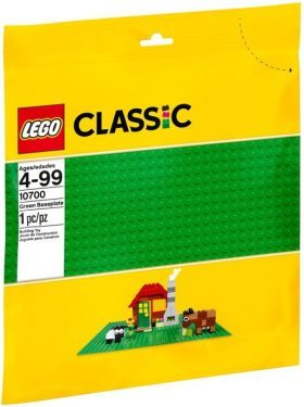 LEGO 10700 BASEPLATE GREEN BRICKS & MORE CLASSIC
