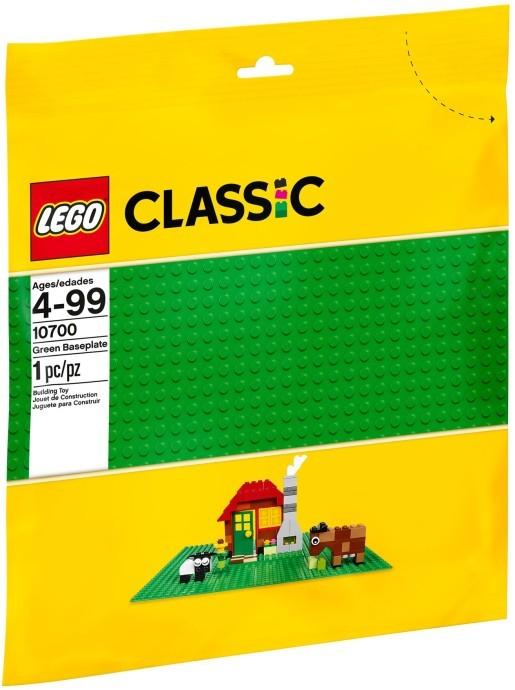 LEGO 10700 BASEPLATE GREEN BRICKS & MORE CLASSIC