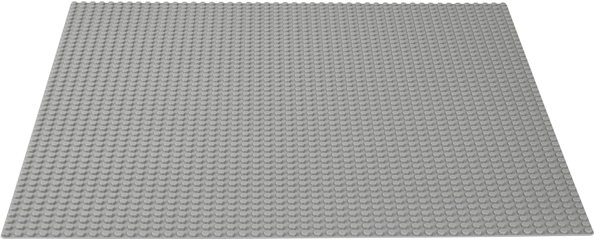 Lego 10701 Baseplate Gray Bricks Amp More Classic