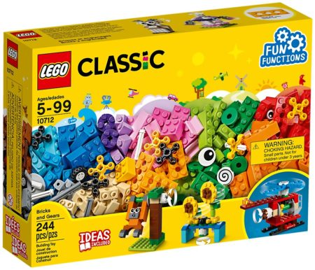 LEGO 10712 BRICKS AND GEARS CLASSIC