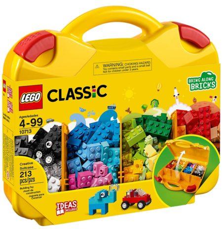 LEGO 10713 CREATIVE SUITCASE BRICKS & MORE CLASSIC (213 PCS)