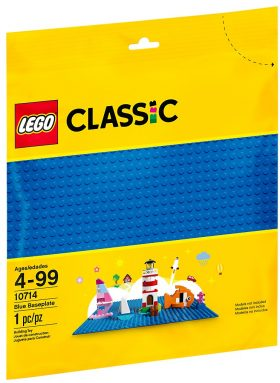 LEGO 10714 BLUE BASEPLATE BRICKS & MORE CLASSIC