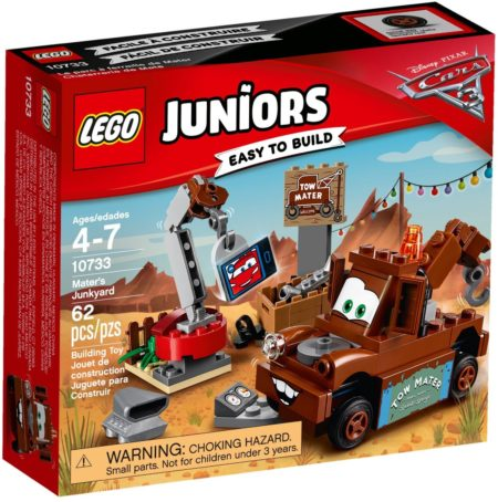 LEGO 10733 MATERS JUNKYARD JUNIORS
