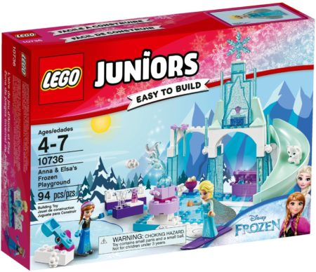 LEGO 10736 ANNA & ELSA'S FROZEN PLAY JUNIORS