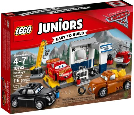 LEGO 10743 SMOKEYS GARAGE JUNIORS