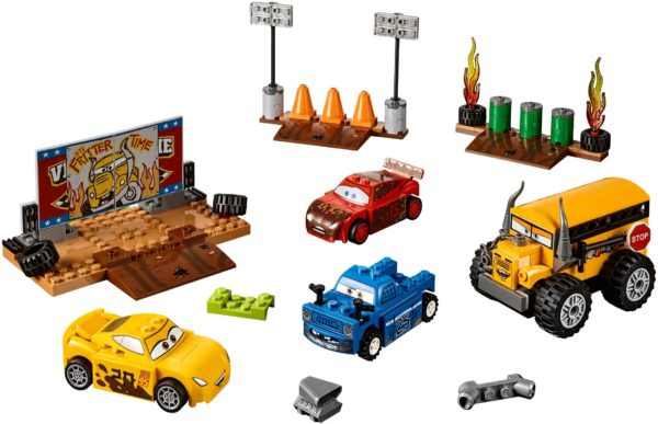 LEGO 10744 THUNDER HOLLOW CRAZY 8 RACE JUNIORS