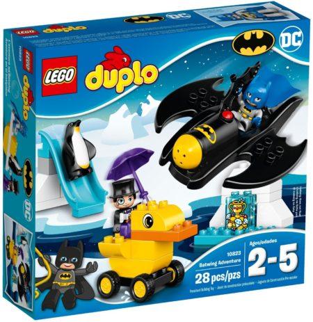 LEGO 10823 BATWING ADVENTURE DUPLO
