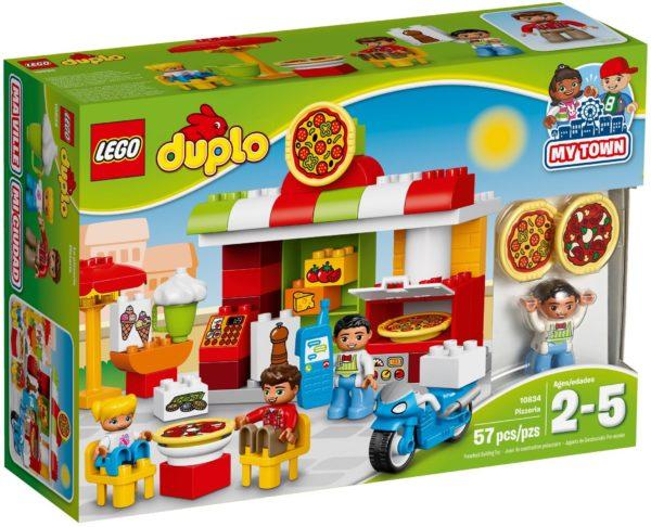LEGO 10834 PIZZERIA DUPLO