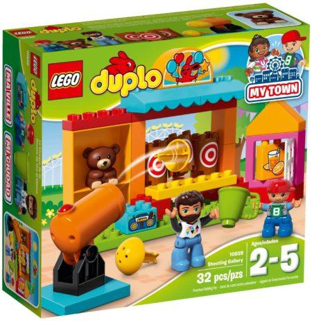 LEGO 10839 DUPLO SHOOTING GALLERY DUPLO