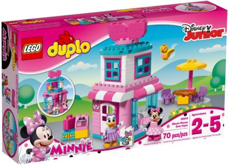 LEGO 10844 DUPLO MINNIE MOUSE BOW-TIQUE DUPLO
