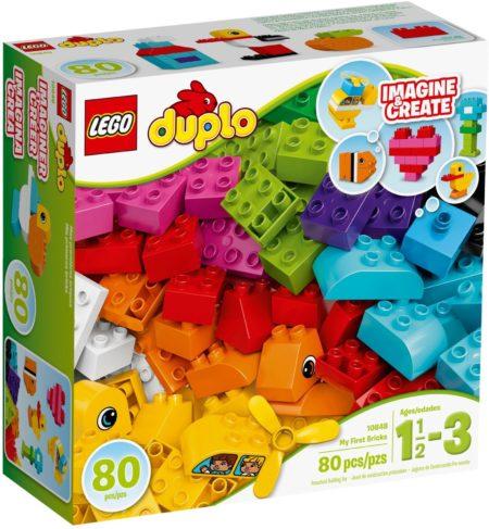 LEGO 10848 MY FIRST BUILDING BLOCKS DUPLO