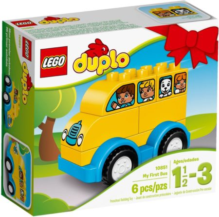 LEGO 10851 DUPLO MY FIRST BUS DUPLO