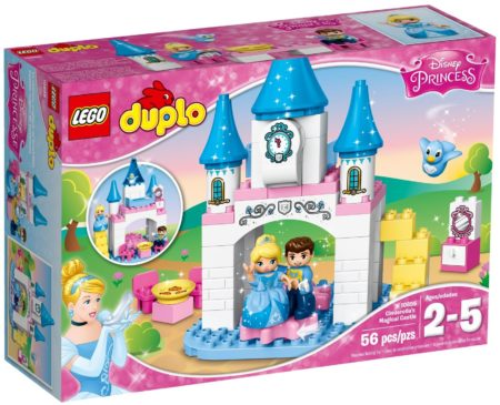 LEGO 10855 CINDERELLA'S MAGIC DUPLO