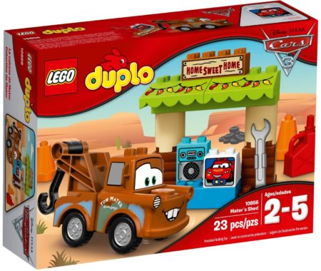 LEGO 10856 DUPLO MATERS SHED DUPLO