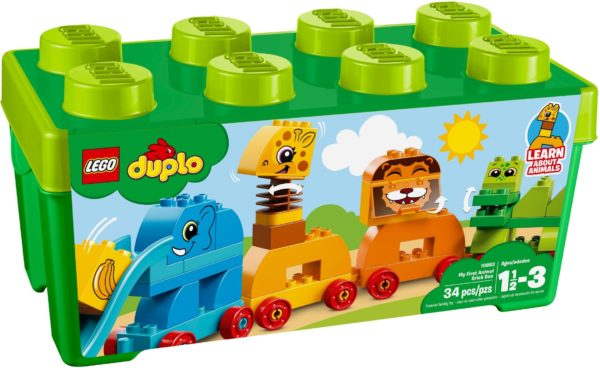 LEGO 10863 MY FIRST ANIMAL BRICK BOX DUPLO
