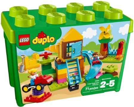 LEGO 10864 LARGE PLAYGROUND BRICK BOX DUPLO