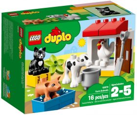 LEGO 10870 FARM ANIMALS DUPLO