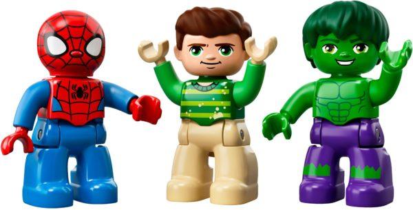 LEGO 10876 SPIDERMAN & HULK ADVENTURES DUPLO