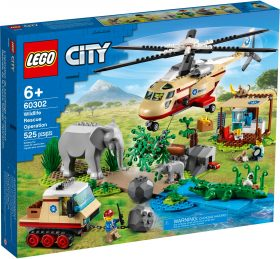 Great LEGO set, this LEGO 60302 Wildlife Rescue Operation – City is a must buy :)