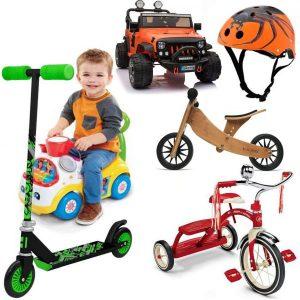 Bikes - Trikes - Ride Ons