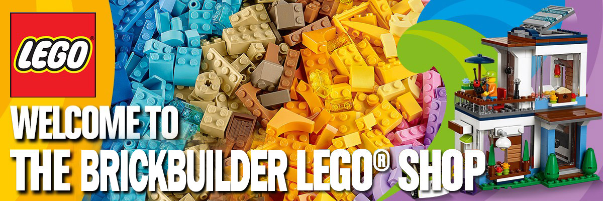 Welcome to the BrickBuilder LEGO shop