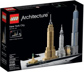 LEGO 21028 NEW YORK CITY ARCHITECTURE
