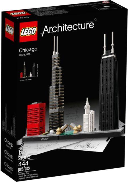 LEGO 21033 CHICAGO ARCHITECTURE