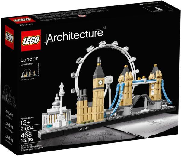 LEGO 21034 LONDON ARCHITECTURE