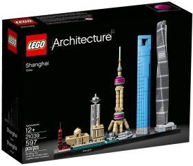 LEGO 21039 SHANGHAI Architecture