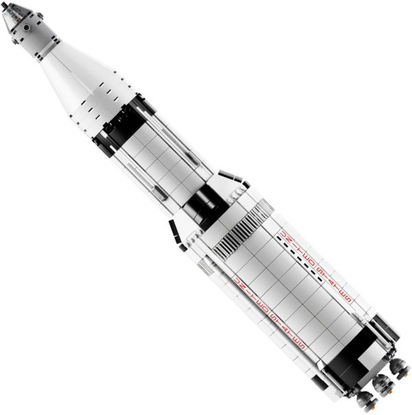 LEGO 21309 NASA APOLLO SATURN V