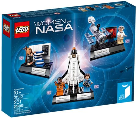 LEGO 21312 WOMEN OF NASA Hard To Find