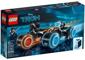 LEGO 21314 TRON LEGACY IDEAS