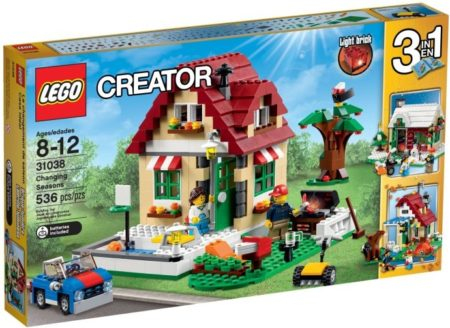 LEGO 31038 CHANGING SEASONS CREATOR