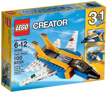 LEGO 31042 SUPER SOARER CREATOR
