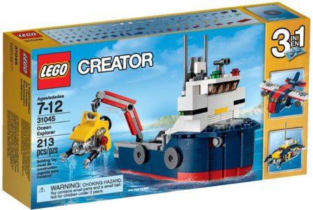 LEGO 31045 OCEAN EXPLORER CREATOR