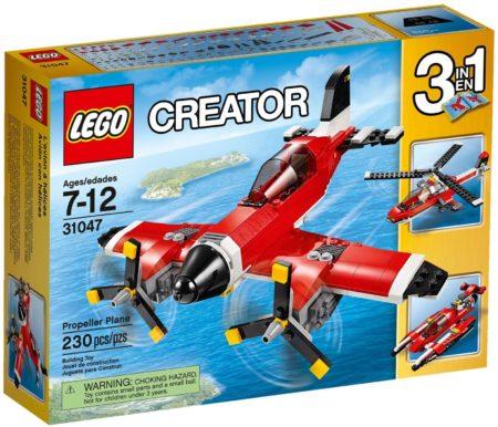 LEGO 31047 PROPELLER PLANE CREATOR