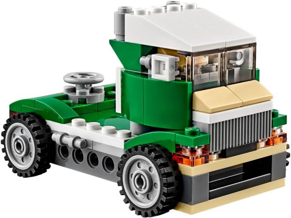 LEGO 31056 GREEN CRUISER CREATOR