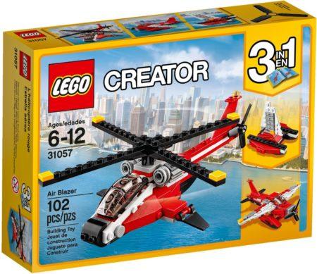 LEGO 31057 AIR BLAZER CREATOR