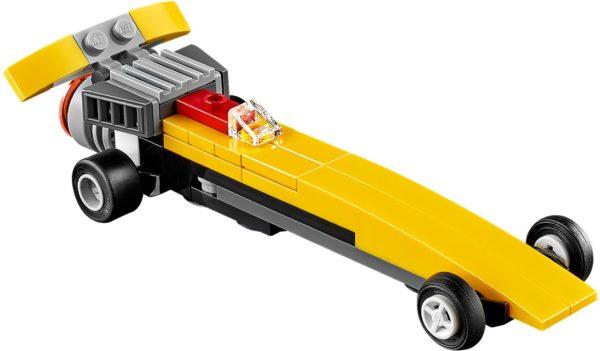 LEGO 31060 AIRSHOW ACES CREATOR
