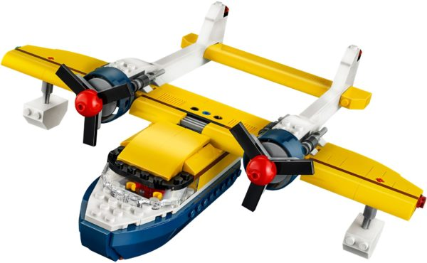 LEGO 31064 ISLAND ADVENTURES CREATOR