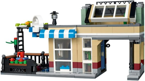 LEGO 31065 PARK STREET TOWNHOUSE CREATOR